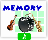 Memory instruments playing