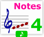 Notes learn 4