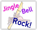 Jingle Bell Rock for recorder